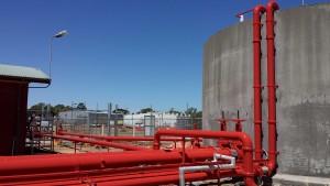 AEB   Industrial Abrasive Blasting   Pipework