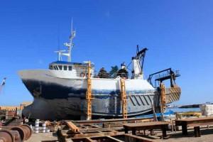 AEB | Marine Abrasive Blasting | Noble Pearl