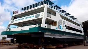 AEB | Marine Abrasive Blasting | Ships and Boats