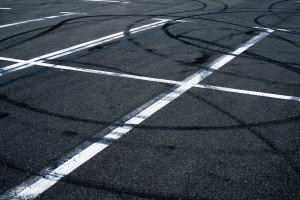AEB | Line Marking Removal | Abrasive Blasting