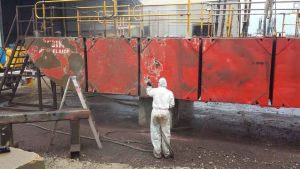 AEB | Abrasive Blasting for Corrosion Protection