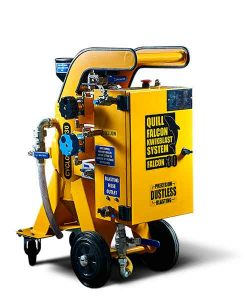 Dustless blasting machine free demo Adelaide