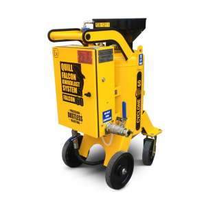 Quill Falcon Cyclone 60 Portable Dustless Blasting Machines