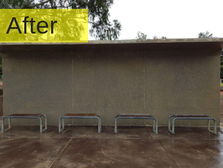 Adelaide Graffiti Removal Using Sandblasting
