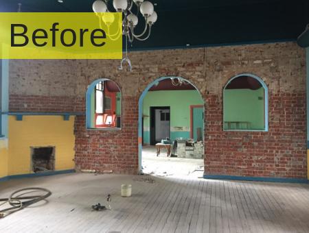 Adelaide Brick and Stone Restoration Using Grit Blasting