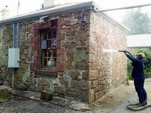 AEB | Heritage Building Restorations | Abrasive Blasting