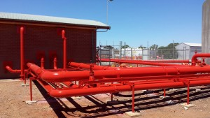 Industrial Abrasive Blasting Adelaide