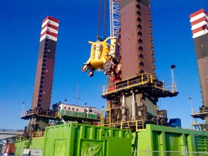 AEB | Marine Abrasive Blasting | Marine Structures