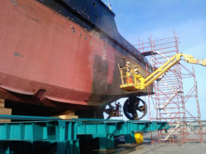 Adelaide Ship and Boat Abrasive Blasting