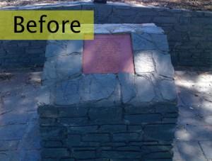 aeb-adelaide-abrasive-blasting-gallery-stone-monument-before