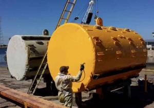 Industrial Equipment Protective Coatings