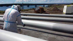 AEB | Abrasive Blasting for Corrosion Protection