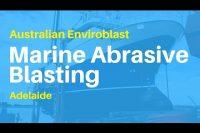 Australian Enviroblast | Adelaide Marine Abrasive Blasting