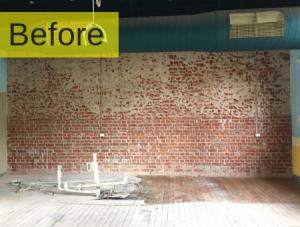 Adelaide Sandblasting Restoring Brickwork