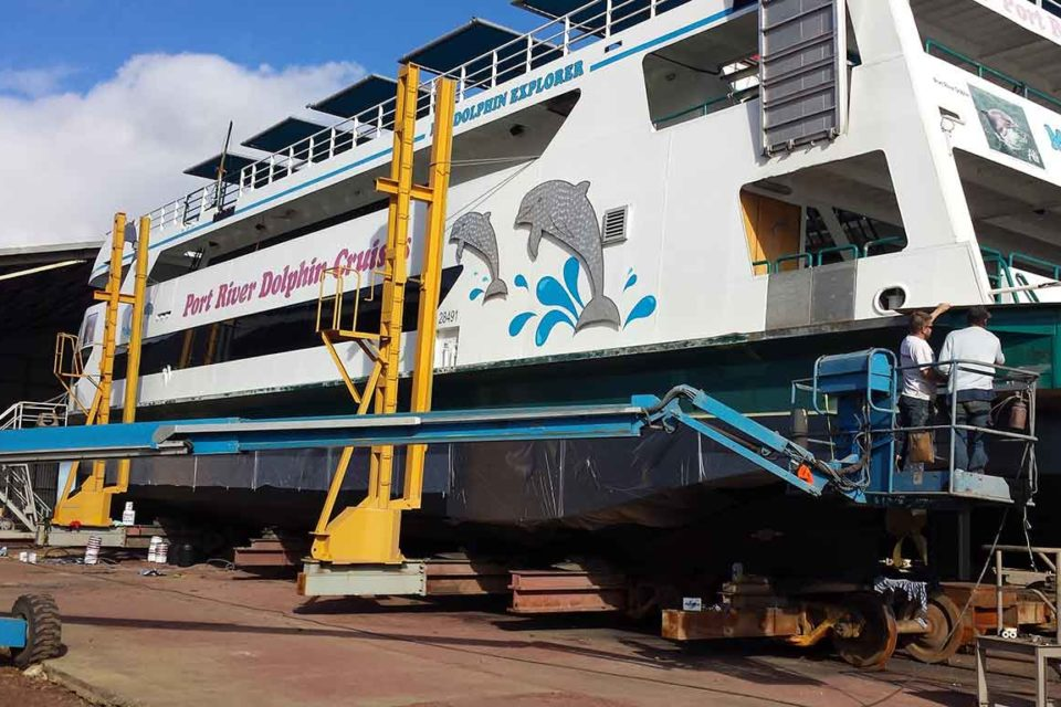 Ship Cleaning Adelaide