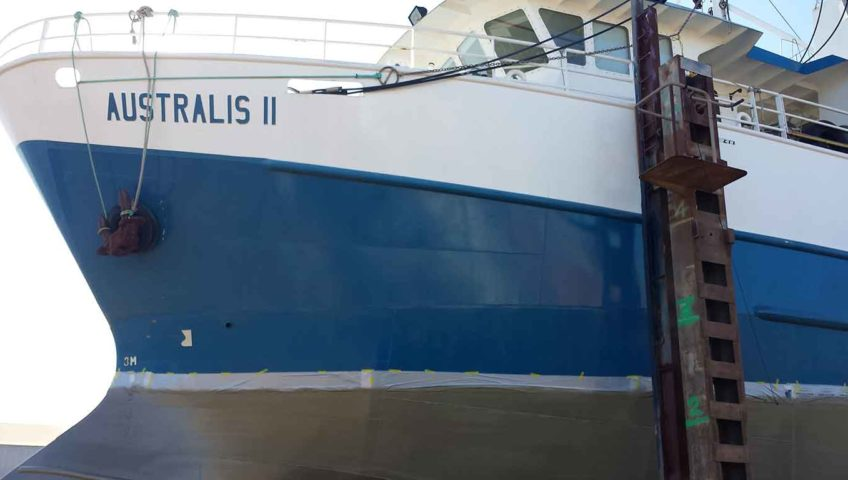 Ship Painting Services Adelaide