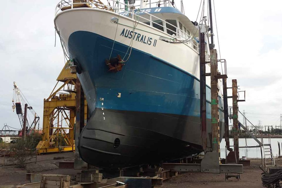 Adelaide Protective Coatings for Boats