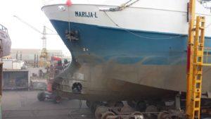 Adelaide Wet Abrasive Blasting for Boats