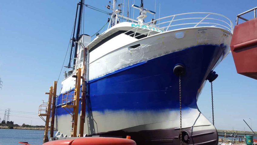 Adelaide Ship Dustless Blasting