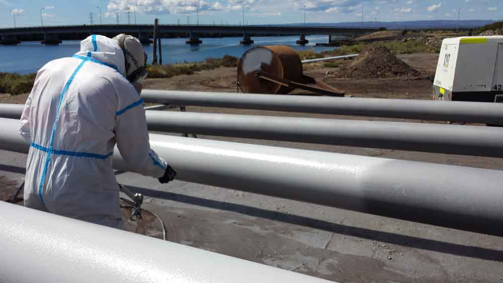Australian Pipeline Protective Coatings