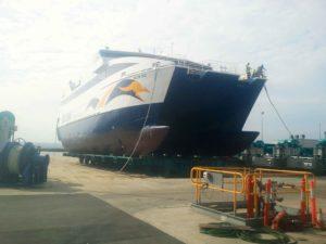 Adelaide Ship Sandblasting