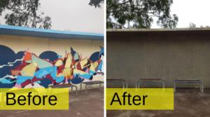Graffiti Removal Adelaide