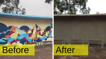 Abrasive Blasting Project Gallery