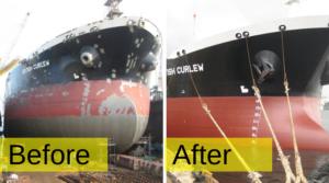 Adelaide Grit Blasting for Ships