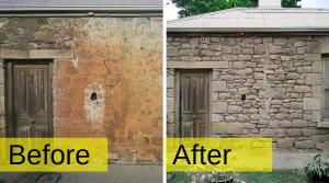 Adelaide Soda Blasting Heritage Masonry Restoration