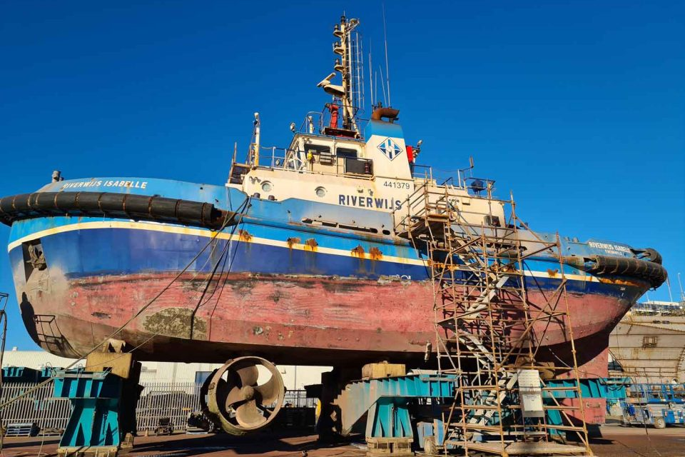 Marine Coatings Adelaide