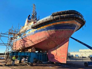 Ship Industrial Coatings Adelaide