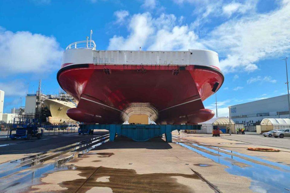 Adelaide Ship Slurry Blasting Services